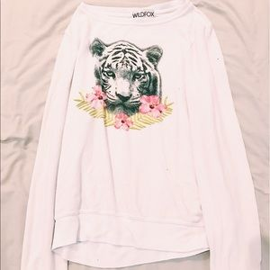Softest and most comfy sweater from Wildfox